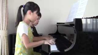 ヘンデル : 組曲「水上の音楽」よりホーンパイプHWV 348 ピアノ連弾練習...