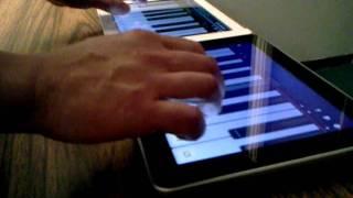 iPad Piano - All My Life, Jodeci