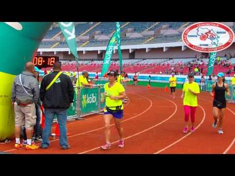 II Edición Carrera Media Maratón Estadio Nacional 29/03/2015