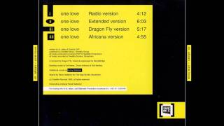 Dr Alban - One Love (Extended Version)