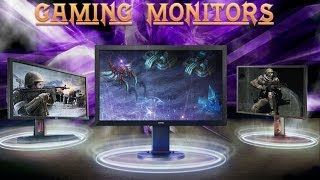 Gaming Monitor Choices for My PS4 : Call Of Duty Ghosts