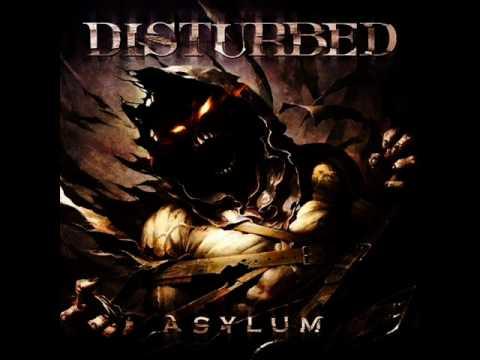 Disturbed  Asylum demon voice EPIC!!