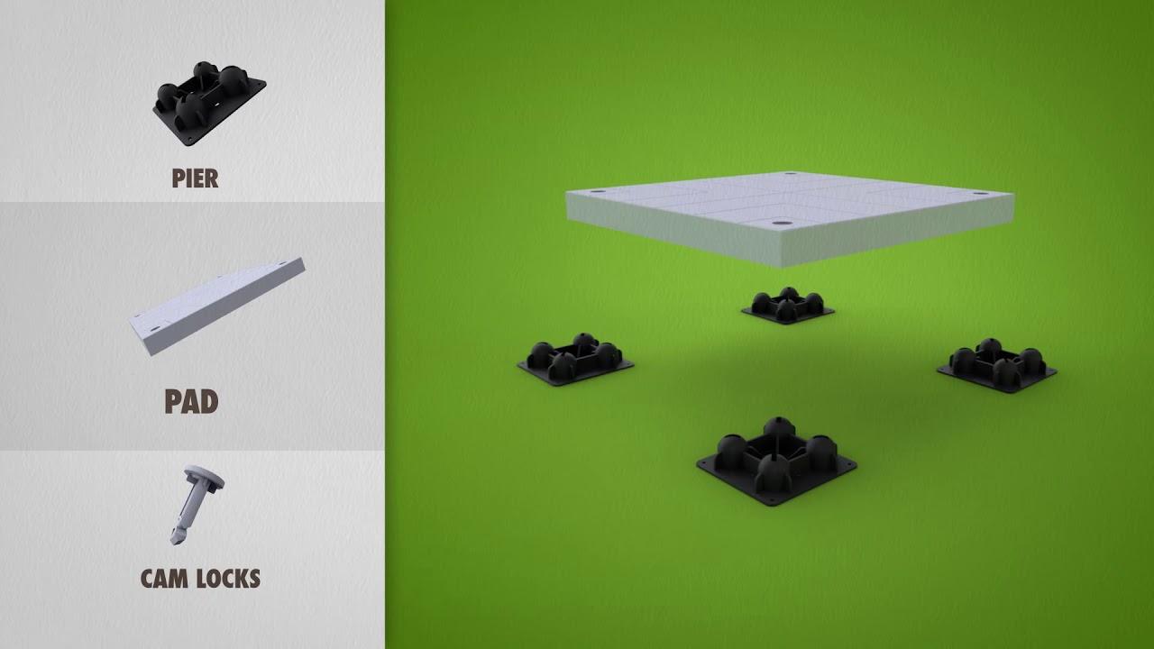 UDECX: Modular Portable Outdoor Patio Decking System– UDECX