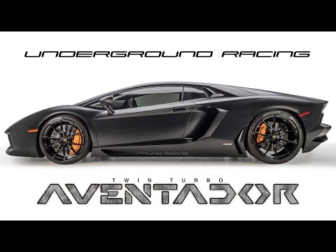 Ryan Fowler's Twin Turbo Lamborghini Aventador