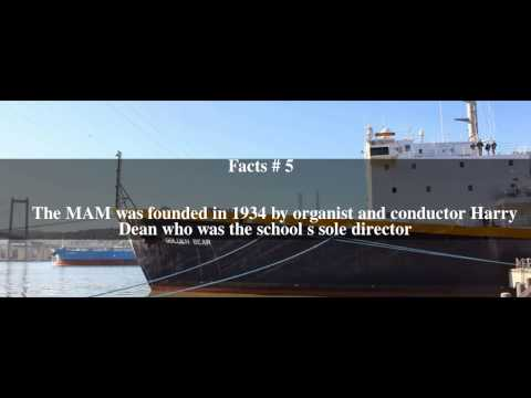 Maritime Academy of Music Top # 8 Facts