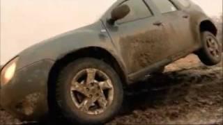 Dacia duster hard test 2010