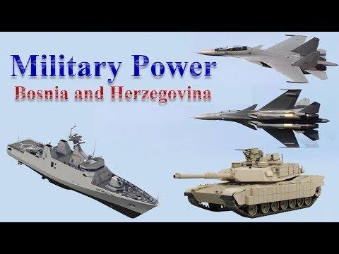 Bosnia and Herzegovina Military Power 2017