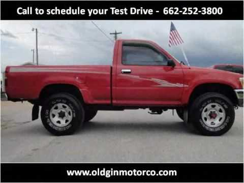 1994 Toyota Pickup Used Cars Slayden MS