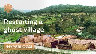 A pioneer's call to repopulate schist abandoned villages
