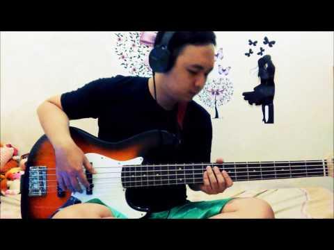 Dengan Apa Kan Kubalas / ku balas -  Symphony Worship (Bass Cover Blogtuber)