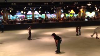 Video ICE SKATING AT AL SHALLAL THEME PARK, JEDDAH SAUDI ARABIA download MP3, 3GP, MP4, WEBM, AVI, FLV Juli 2018