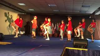 2017 ISKL International Festival G5 K POP Dance
