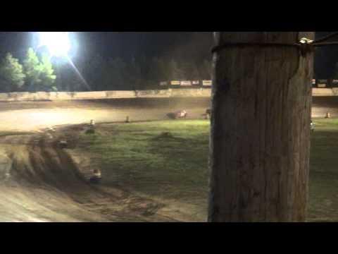 Camden Speedway 7-27-13 Street Mod Heat Feature