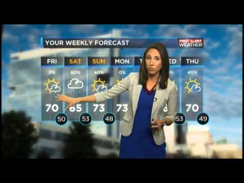 WBTV Weather Forecast 04.24.2015