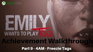 Emily Wants to Play Too (Xbox One) Achievement Walkthrough - Part 9 - Freezie Tags