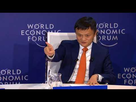 """Jack Ma: """"I was born in a very poor family. I never got a great education."""""""
