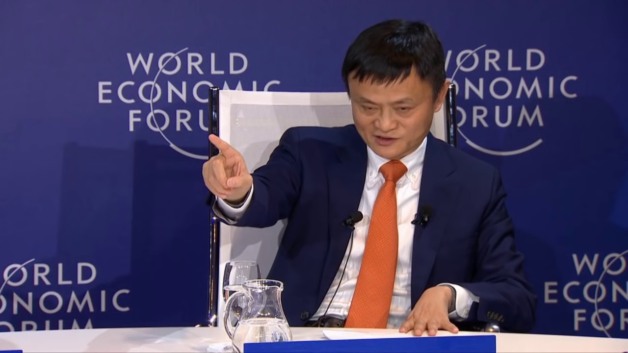 Jack Ma I Was Born In A Very Poor Family I Never Got A Great