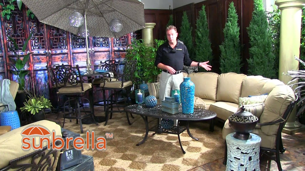 Amazing Hanamint St. Augustine Patio Furniture Overview   YouTube