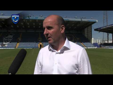 Extended Paul Cook interview exclusively available on Pompey Player