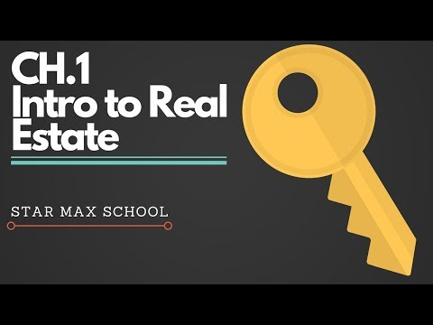 California Real Estate Principles Intro to Real Estate - Chinese English Lecture