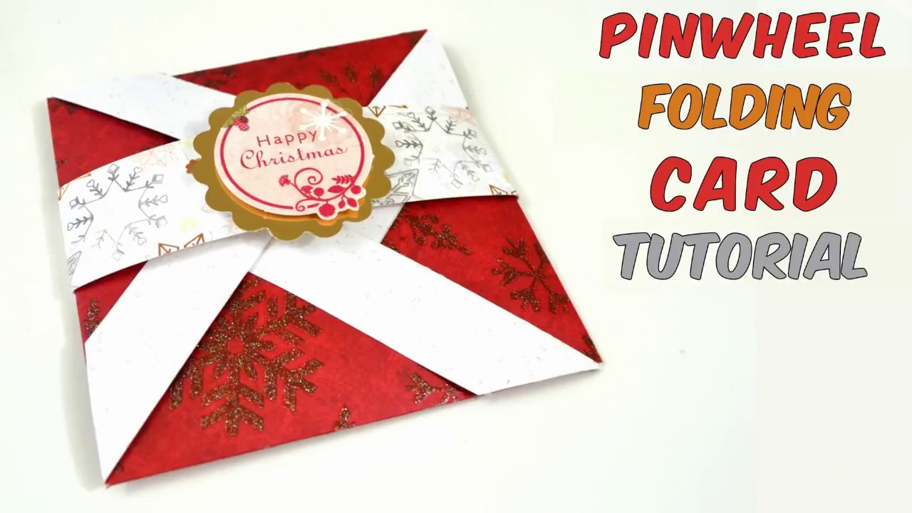 Diy Crafts How To Make Greeting Cards For Christmas Pop Up Card