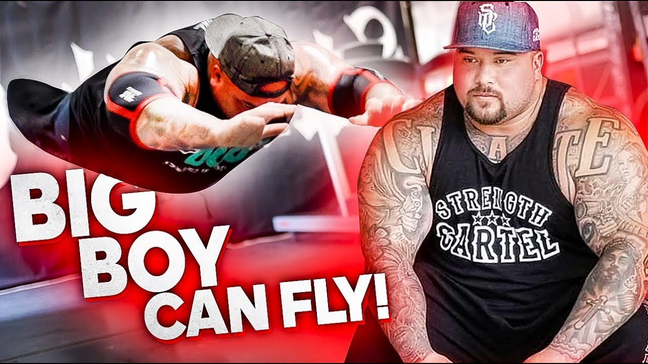 МЕКСИКАНСКАЯ МАШИНА/ BIG BOY CAN FLY!