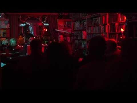John Melendez   │ Raconteur Bookstore