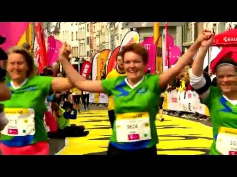 Deutsche Post Marathon Bonn 2016 Teaser