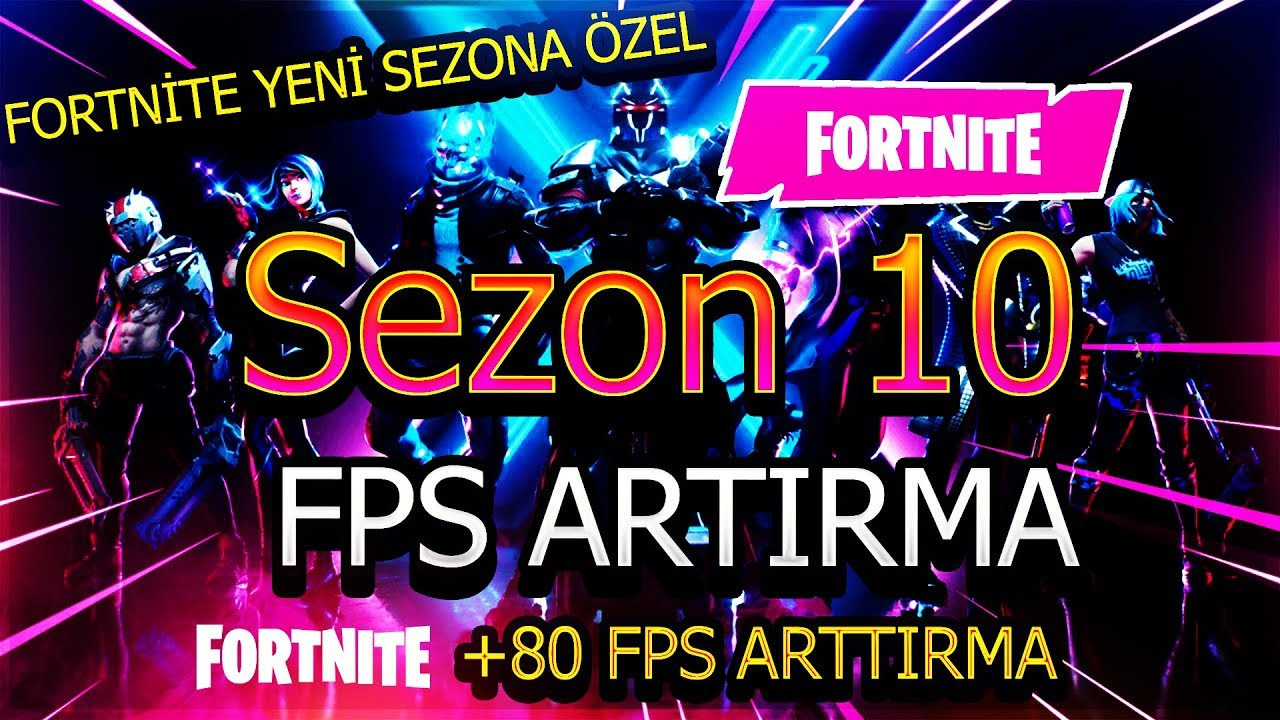 Fortnite 2019 Fps