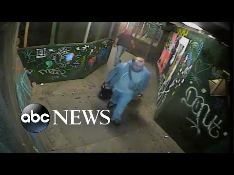 Surveillance shows Chelsea bombing suspect Ahmed Rahimi wheeling 2 suitcases