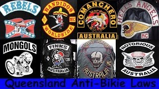 Qld Bikie Laws pt2 ep 13