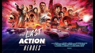 In Search of the Last Action Heroes - Official Trailer - 80's Action Movie Doc