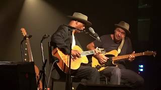 "ERIC BIBB Global Griot : ""Come Back Baby"" -Live- @ Salle Nougaro Toulouse"