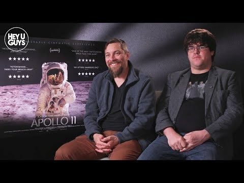 Director Todd Douglas Miller & Archivist Stephen Slater Interview - Apollo 11