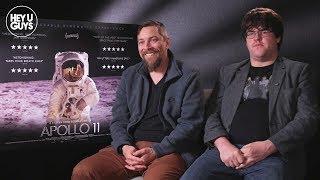 Director Todd Douglas Miller & Archivist Stephen Slater Interview - Apollo 11
