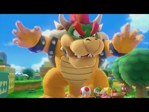 Thumbnail: Mario Party 10 - Bowser Party - Mushroom Park (Master CPU Difficulty)