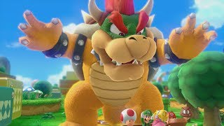 Mario Party 10 - Bowser Party - Mushroom Park (Master CPU Difficulty)