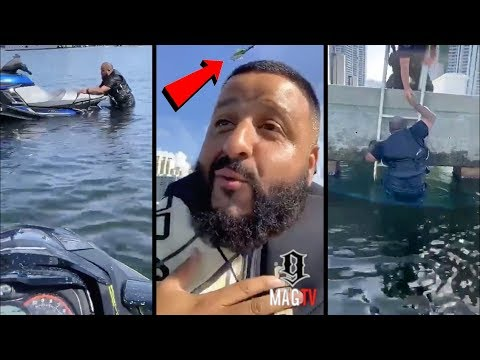 "DJ Khaled's Jet Ski Incident: ""It's Like A Scene From Bad Boys 3!"" 🚁 Mp3"