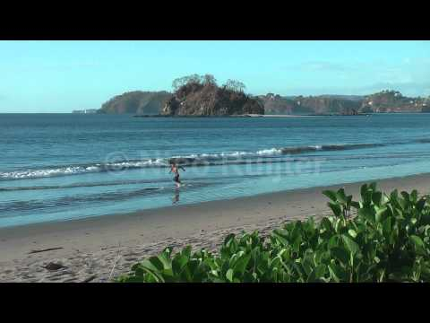 Costa Rica Brasilito And Playa Conchal