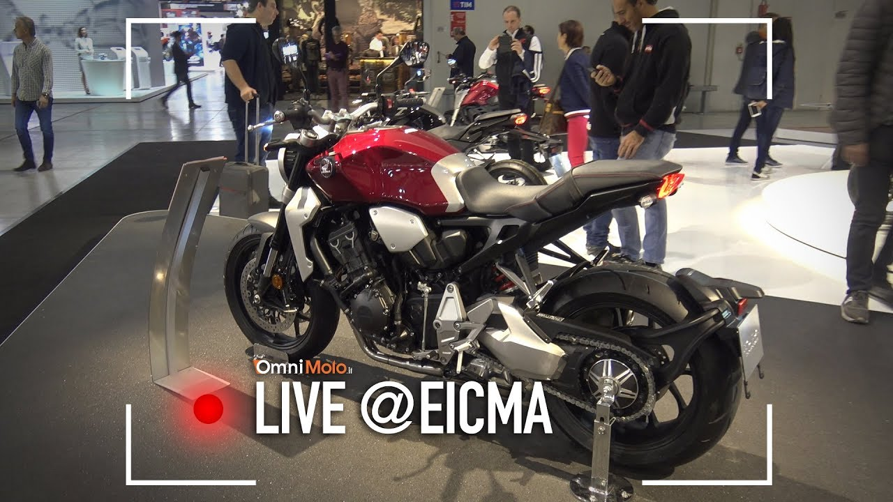 Honda CB125R CB300R CB1000R E