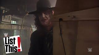 5 Superestrelas que venceram The Undertaker em Casket Matches: WWE List This!
