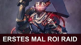 Destiny: Das erste mal im Zorn der Maschine Raid (LIVE REACTIONS)