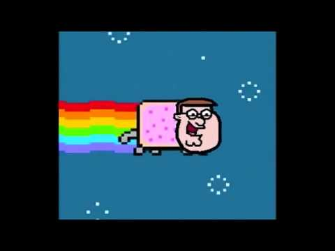 Peter Griffin-Nyan Cat- 10 hours