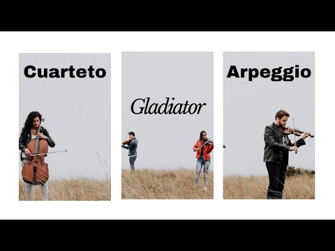 Salida de los novios - Now we are free (Gladiator), Hans Zimmer - Cuarteto Arpeggio