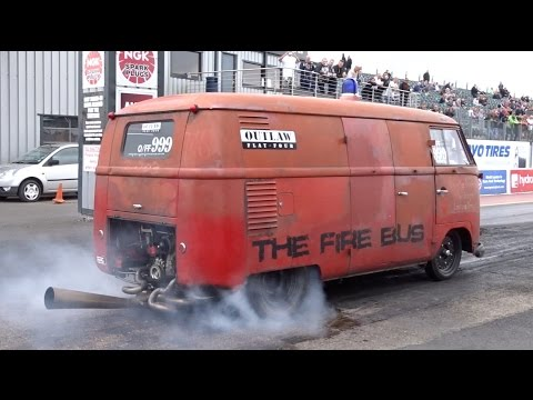 The Buses Of VW Action 2016 - Compilation Video