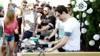 SIT (Cristi Cons & Vlad Caia) Live @ Next Wave + Local Gathering, Barcelona 2015