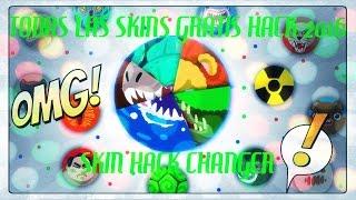 Video WTF !! CHANGING SKIN !! | SKIN HACK CHANGER | HACK TUTORIAL AGAR.IO ★ GET ALL FREE SKINS 2016 download MP3, 3GP, MP4, WEBM, AVI, FLV September 2018