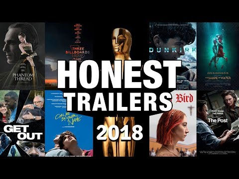 Honest Trailers – The Oscars (2018)