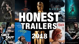 Honest Trailers - The Oscars (2018)