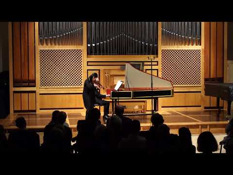 Giuseppe Tartini (1692-1770) Sonata In Sol Minore Per Violino E Basso Continuo Op. I N.10